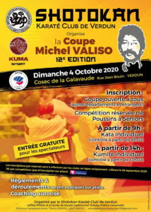 Coupe Michel Valiso @ Cosec de la Galavaude | Verdun | Grand Est | France