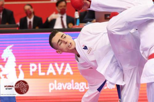 Championnats d'Europe de Karaté à Porec en Croatie